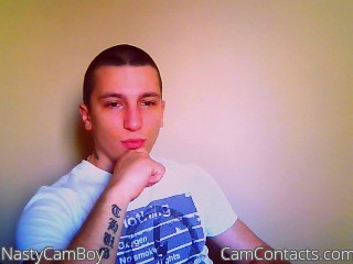 Start VIDEO CHAT with NastyCamBoy