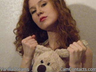 Start VIDEO CHAT with VanillaDreams