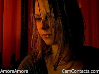 Start VIDEO CHAT with AmoreAmore
