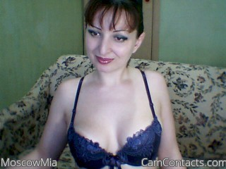 Start VIDEO CHAT with MoscowMia