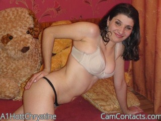 Start VIDEO CHAT with A1HottChrystine