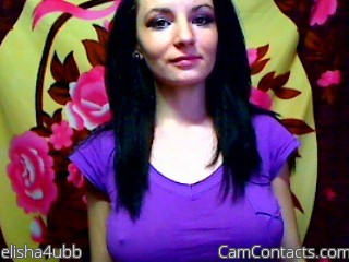 Start VIDEO CHAT with elisha4ubb