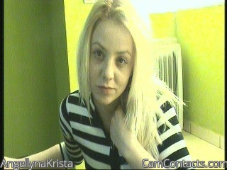 Start VIDEO CHAT with AngellynaKrista