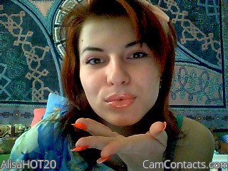 Start VIDEO CHAT with AlisaHOT20