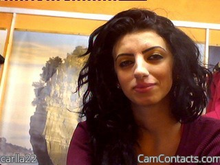 Start VIDEO CHAT with carlla22