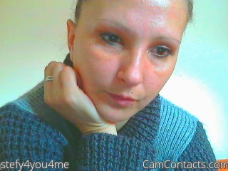 Start VIDEO CHAT with stefy4you4me