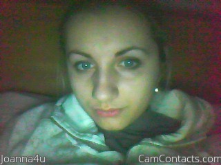 Start VIDEO CHAT with Joanna4u