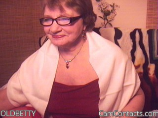 Start VIDEO CHAT with OLDBETTY