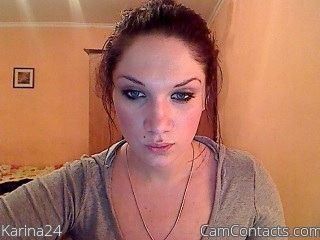 Start VIDEO CHAT with Karina24