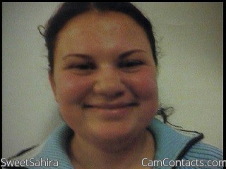 Start VIDEO CHAT with SweetSahira