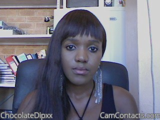 Start VIDEO CHAT with ChocolateDipxx