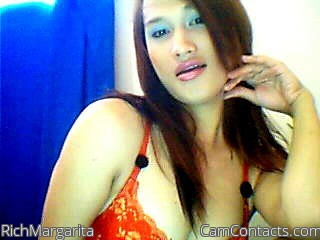 Start VIDEO CHAT with RichMargarita