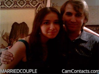 Start VIDEO CHAT with MARRIEDCOUPLE