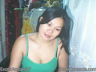 Start VIDEO CHAT with ExoticAmber27