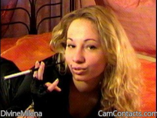 Start VIDEO CHAT with DivineMilena