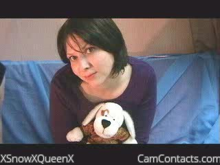 Start VIDEO CHAT with XSnowXQueenX