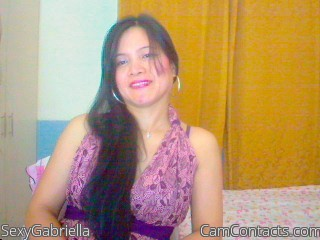 Start VIDEO CHAT with SexyGabriella