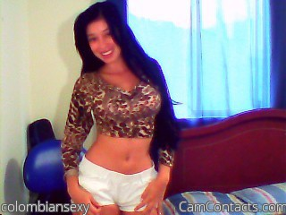 Start VIDEO CHAT with colombiansexy