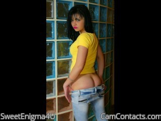Start VIDEO CHAT with SweetEnigma4U