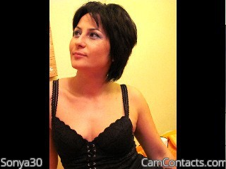 Start VIDEO CHAT with Sonya30
