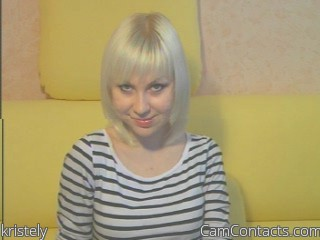 Start VIDEO CHAT with kristely