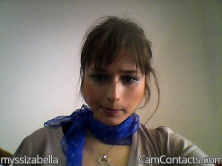 Start VIDEO CHAT with myssizabella