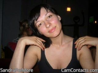 Start VIDEO CHAT with SandraForMore
