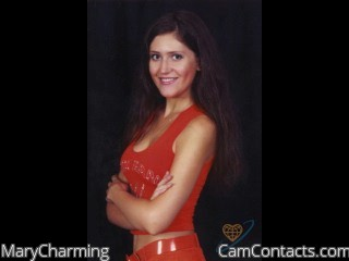 Start VIDEO CHAT with MaryCharming