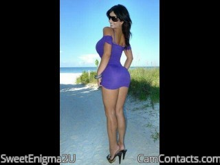 Start VIDEO CHAT with SweetEnigma2U