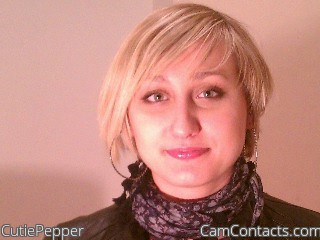 Start VIDEO CHAT with CutiePepper