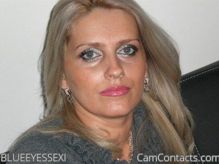 Start VIDEO CHAT with BLUEEYESSEXI