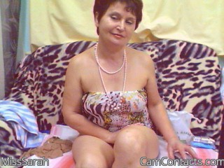 Start VIDEO CHAT with MissSarah