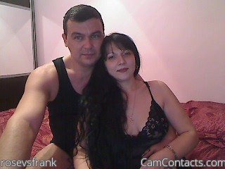 Start VIDEO CHAT with rosevsfrank
