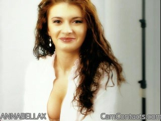 Start VIDEO CHAT with ANNABELLAX