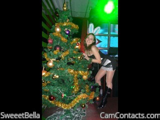 Start VIDEO CHAT with SweeetBella