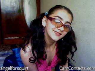 Start VIDEO CHAT with angelforsquirt