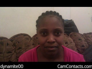 Start VIDEO CHAT with dynamite00