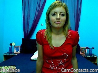 Start VIDEO CHAT with AliceBabe