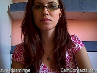 Start VIDEO CHAT with sweetjasminne