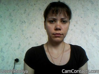 Start VIDEO CHAT with LoveViktoriya