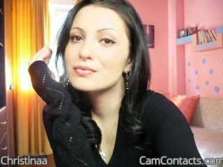 Start VIDEO CHAT with Christinaa