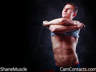Start VIDEO CHAT with ShaneMuscle
