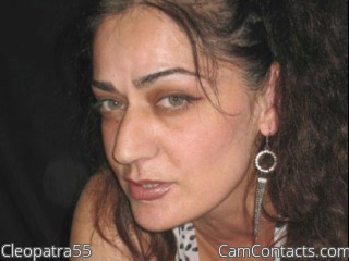 Start VIDEO CHAT with Cleopatra55