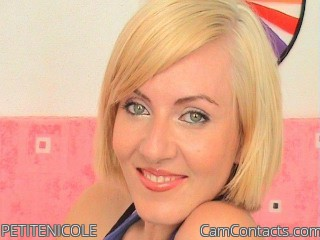 Start VIDEO CHAT with PETITENICOLE