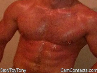 Start VIDEO CHAT with SexyToyTony