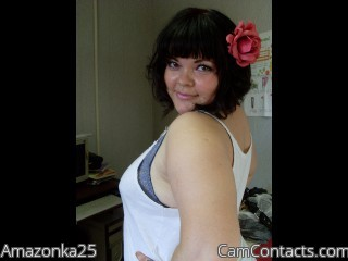 Start VIDEO CHAT with Amazonka25