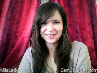 Start VIDEO CHAT with MilaLady