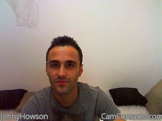 Start VIDEO CHAT with JohnyHowson