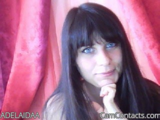 Start VIDEO CHAT with ADELAIDAA