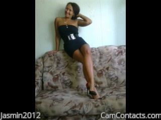 Start VIDEO CHAT with Jasmin2012